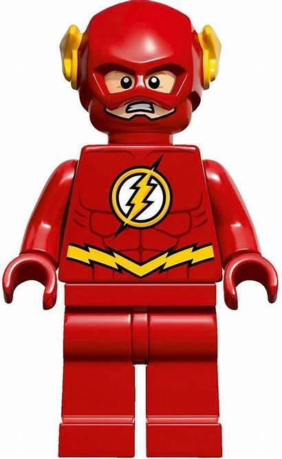 Lego Flash Batman Minifigure Super Heroes Superheroes