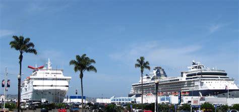 CRUISE SHIPS Cruise Ships San Diego