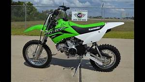 2 499  2015 Kawasaki Klx 110l Overview And Review