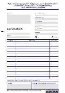Lieferschein Muster Kostenlos Download : lieferschein vordruck ~ Themetempest.com Abrechnung