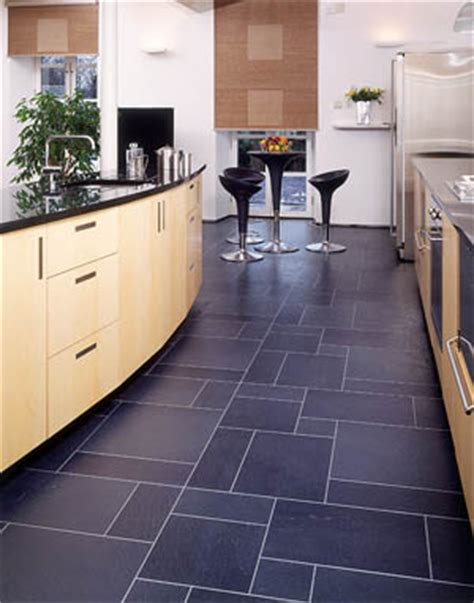 modern kitchen flooring home trendy