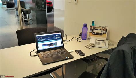 Your Office Desk by What Does Your Office Desk Workstation Look Like Team Bhp