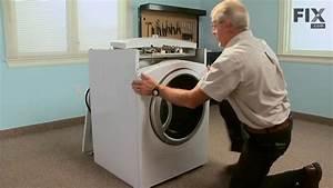 Ge Dryer Repair  U2013 How To Replace The Rear Drum Bearing Kit