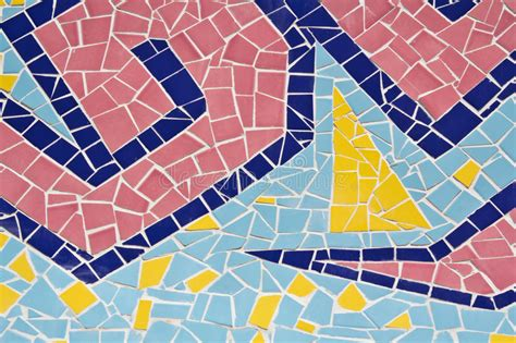 colorful of mosaic tiles stock image image of classical