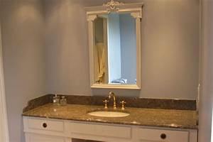 Plan De Travail Salle De Bain : quel plan de travail pour salle de bain 4 plan de ~ Premium-room.com Idées de Décoration