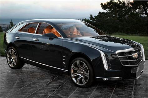 2019 Cadillac Ct4 News, Specs, Gallery Pictures And