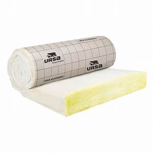 Laine De Verre Ursa : isolant en laine de verre avec voile de protection ursa ~ Melissatoandfro.com Idées de Décoration