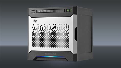 hp proliant microserver gen review techradar
