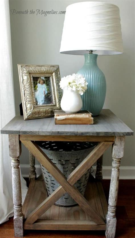 how to decorate end tables end table for living room peenmedia com