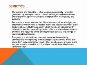 Semiotics Examples Roland Barthes Semiotics