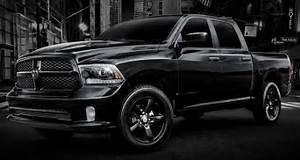 2017 Black RAM 1500 Express Review | 2017/2018 Dodge Ram
