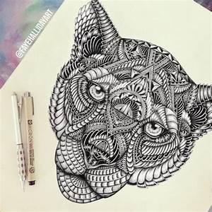 lion drawings | Tumblr