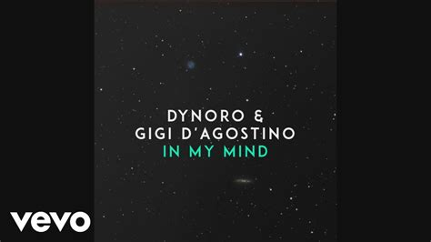 In My Mind (official Audio