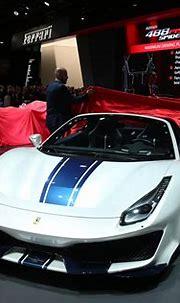 Meet the Ferrari 488 Pista Spider: the highest performance ...