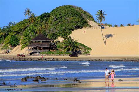 genipabu dunas e praia no litoral norte de natal grande do norte brasil cronicas macaenses