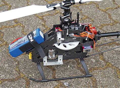 Preziose  Die Bell Uh1d Von Masterart  Rotor Das
