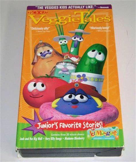 veggie tales s favorite stories veggietales vhs veggie tales veggietales