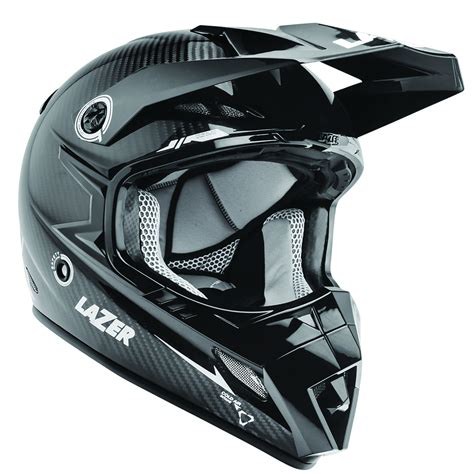 white motocross helmet lazer mx8 pure carbon black white motocross helmet atv