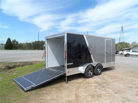 25 Best Enclosed Motorcycle Trailer Organization Images On