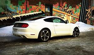 2015 Ford Mustang V6 Review – Not The One You Want, But It's Good Enough To Want | GCBC