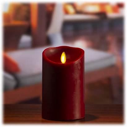 Flame Effect Candles Luminara Led
