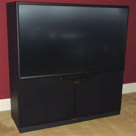 65 Mitsubishi Tv by Mitsubishi Gold Plus Ws 65411 65 Quot 1080i Hd Rear Projection