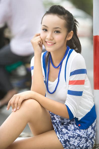 12 Year Old Vietnamese Model Becomes Famous On Internet Chinasmack