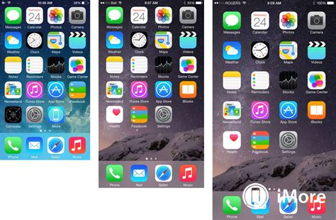 how to display iphone on mac what iphone screen size should you get 4 inches 4 7