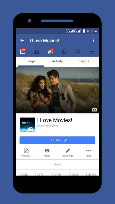 febu  facebook  alternative facebook app