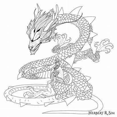 Dragon Qin Sketch Emperor Huang Shi Bloodline