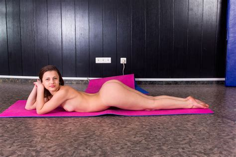 Naked Sports Training By Russian Gymnast Girls Russian