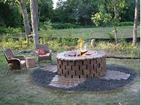 outdoor fire pit design How To: Installing a Fire Pit | HGTV