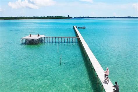 paket  dn favourite wisata belitung  leebong