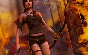 Lara Croft Tomb Raider Game Wallpapers | HD Wallpapers