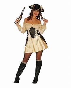 Damen Kostüm Piratin : edel piratin kost m f r damen freibeuterin verkleidung karneval universe ~ Frokenaadalensverden.com Haus und Dekorationen