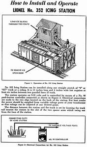 Copy Of Lionel No  352 Icing Station Instructions And