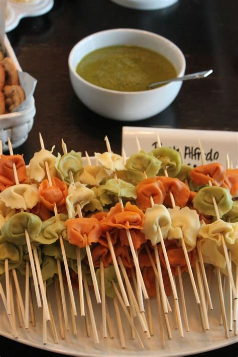 Or, try one of our finger food ideas, like smoked trout with garlic cream on rye toasts, wasabi deviled eggs, goat cheese crostini with fig. It's Written on the Wall: 22 Recipes for Appetizers and ...