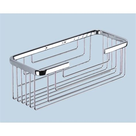 Gedy 2419 Shower Basket, Wire Nameek's
