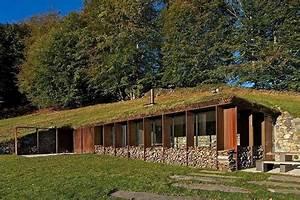 Maison Semi Enterrée : toit v g tal jardin ou terrasse parfait pour les ~ Voncanada.com Idées de Décoration