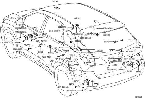 Lexus Rx350 Parts by Parts Lexus Parts Oem