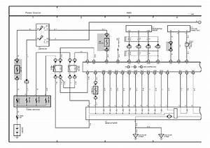 2009 Toyota Kluger Wiring Diagram