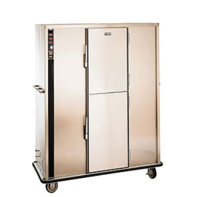 cuisines equip馥s food warming equip p 200 p series banquet cart mobile cook 39 s correctional