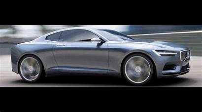 Volvo Concept Cars Animated Coupe Awards Daily