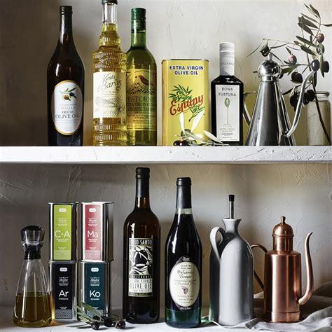 copper olive oil cruet williams sonoma