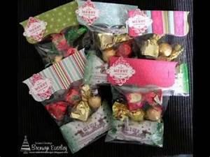 DIY Christmas goo bag decorating ideas