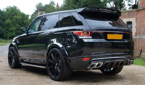 range rover tuning range rover sport hsr widebody from the tuner revere from