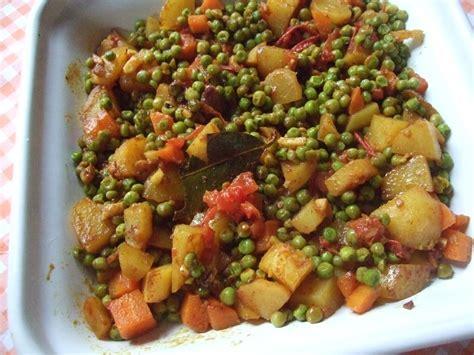 cuisine petit pois curry aux petits pois pour un tour en cuisine le de