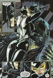 Catwoman and Batman hookup in New 52 Catwoman | batman a r ...