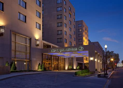 washington dc hotels hotel capital hilton washington d c dc booking com