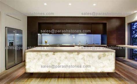 kitchen countertops and backsplash white quartz translucent countertop backsplash slab